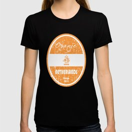 World Cup Football - Netherlands (Distressed) T-shirt