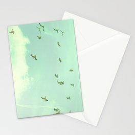Waves in the Sky Stationery Cards