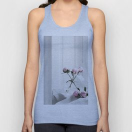 Flowers and room Unisex Tank Top