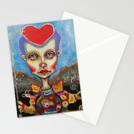 hearthead Stationery Cards