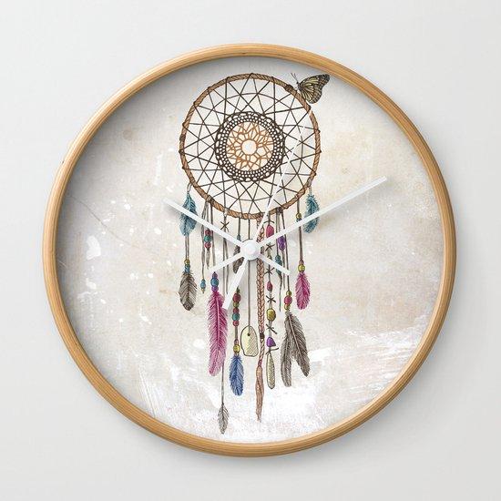 Lakota (Dream Catcher) Wall Clock