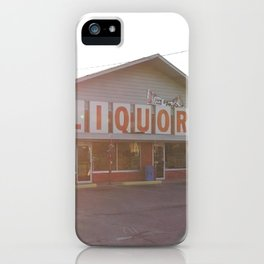 Hair Of The Dog iPhone Case