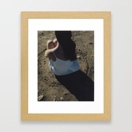 Mystics IX Framed Art Print