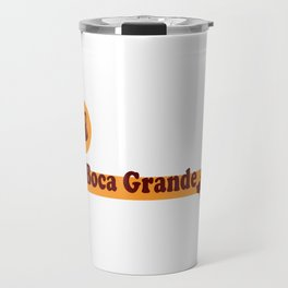 Boca Grande Florida. Travel Mug