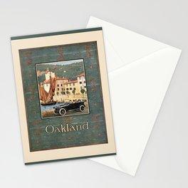 Automotive Art 120 Stationery Cards