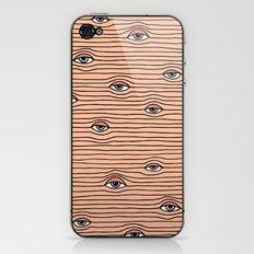 PEEPING TOM iPhone & iPod Skin