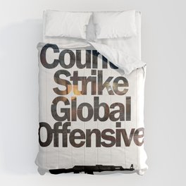 Counter Strike - Global Offensive  Comforters