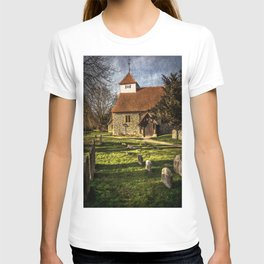 Church of St Mary Sulhamstead Abbots T-shirt