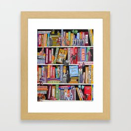 The Science Of Theatre Framed Art Print