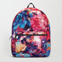 Fiona Floral Backpack