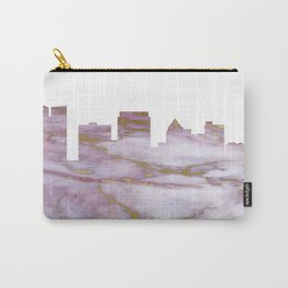 Fort Lauderdale Skyline Carry-All Pouch