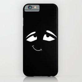 funny cartoon shirt, funny faces, cartoon shirt w1 iPhone Case