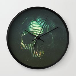 Craneo 02 Wall Clock