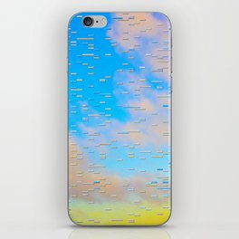 Blip iPhone Skin
