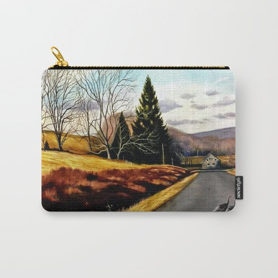 The Country Road Carry-All Pouch