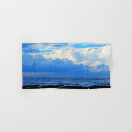 Clouds out at Sea Hand & Bath Towel