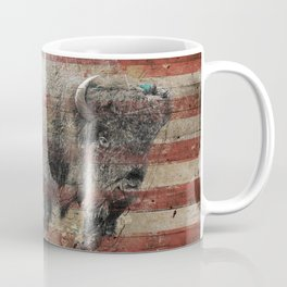 American Bison 2 Coffee Mug