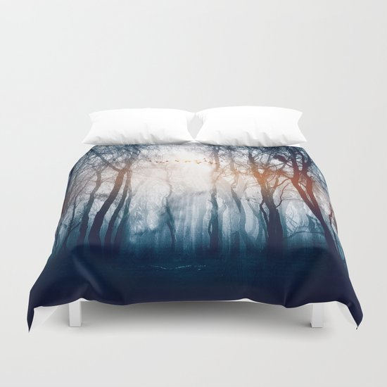 Morning Colours Duvet Cover