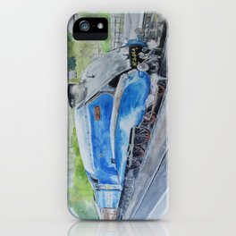 Bittern iPhone Case
