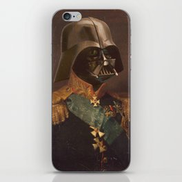 General Vader Class Photo   Fan Art iPhone Skin