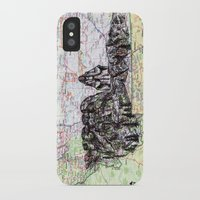 montana iPhone & iPod Cases featuring Montana by Ursula Rodgers