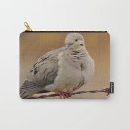 Bird on the wire Carry-All Pouch