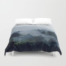 End in fire Duvet Cover