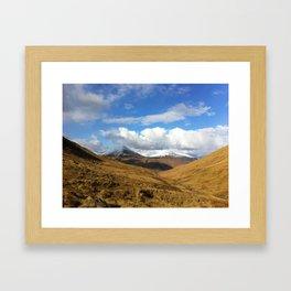 Scottish Highlands: Eighteen  Framed Art Print