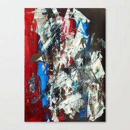 Fog Display Canvas Print
