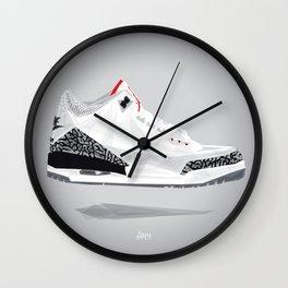 III Goat Clock Wall Clock