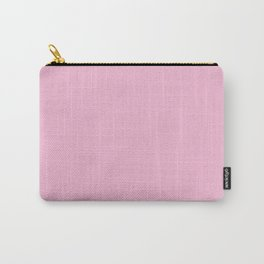 Cotton Candy Pink Light Pixel Dust Carry-All Pouch