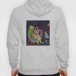 Extraterrestrial Dog Hoody