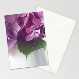Daydreams in Hydrangea Stationery Cards