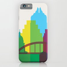 Shapes of Austin. Accurate to scale. Slim Case iPhone 6s