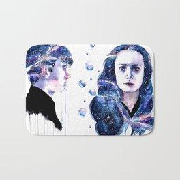 Cosmos. Bath Mat
