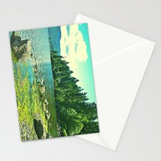 down by the water Stationery Cards