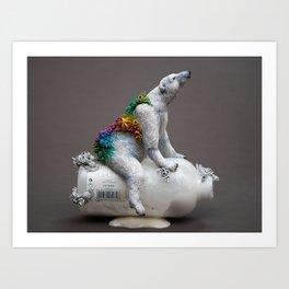 Hope (Polar Bear) Art Print