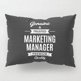 Marketing Manager Pillow Sham