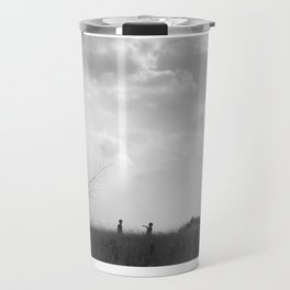Two brothers_childhood Travel Mug