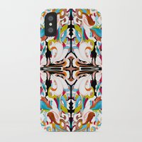 shell iPhone & iPod Cases featuring Shell by András Récze