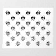 Ro Art Print