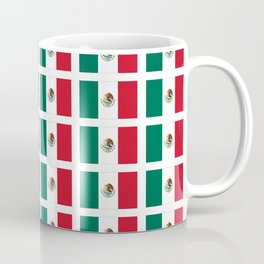 Flag of mexico 2- mexico,mexico city,mexicano,mexicana,latine,peso,spain,Guadalajara,Monterrey Coffee Mug