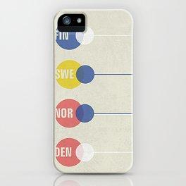 The Scando iPhone Case