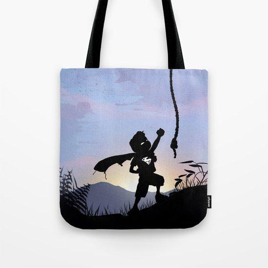 Super Kid Tote Bag