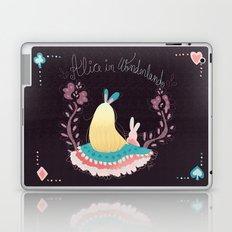 Alice In Wonderland. Laptop & iPad Skin