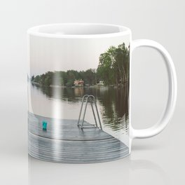 Summer evening in Sweden Coffee Mug