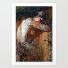 Sylph Art Print