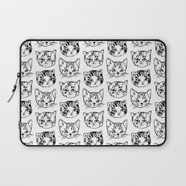Cute Kitty Laptop Sleeve