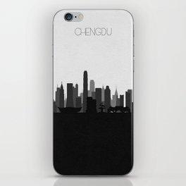 City Skylines: Chengdu iPhone Skin