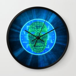 """The Bishop of Battle"" (Emilio Estevez short film 1983) Wall Clock"